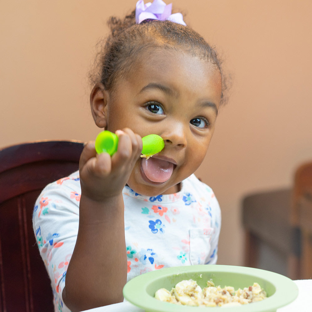 There Are 3 Baby Food Stages. Here's What to Offer and When