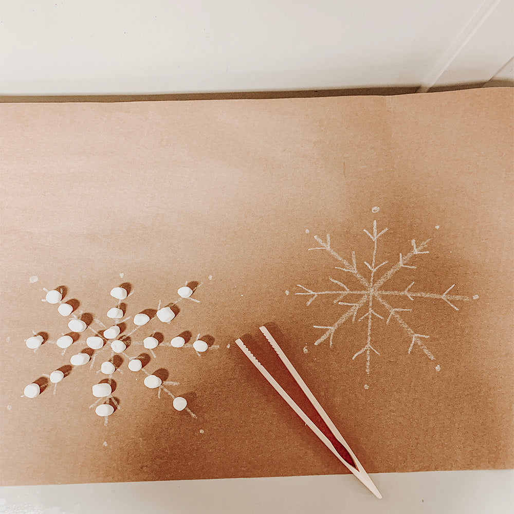 Winter Themed Developmental Activities