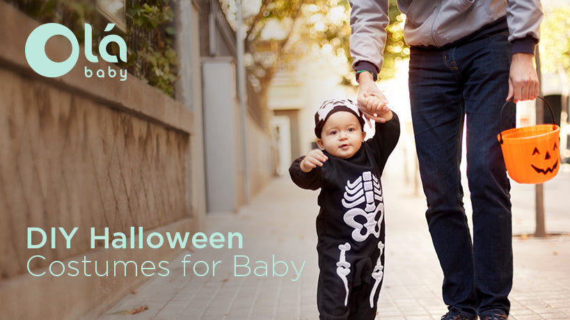 Babys First Halloween Costume Ideas.Easy Diy Costume Ideas For Baby S First Halloween Olababy