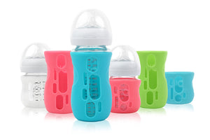 Silicone Sleeve for Avent Natural Glass Bottle