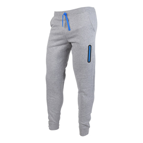 Premium Jogger: Heather/Grey