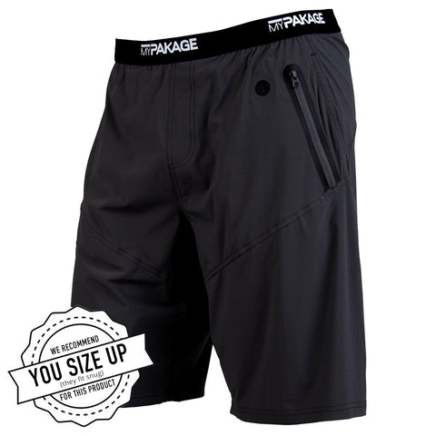 Pro Series: Black 2-IN-1 Short