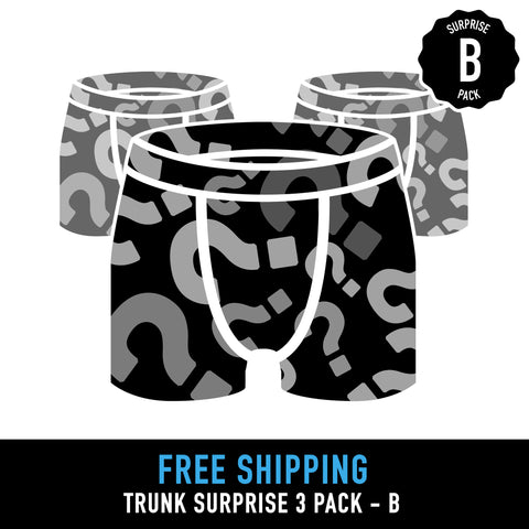 Summer Surprise Trunk 3 Pack - Option B