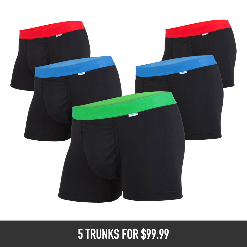 Weekday Trunk 5 Pair Pre-Pack