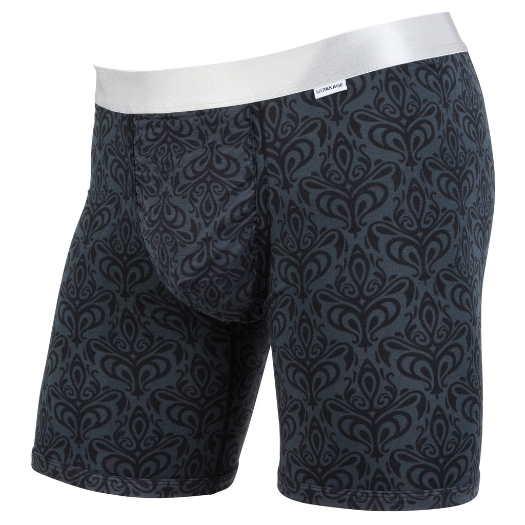 Weekday Boxer Brief: Midnight/Silver