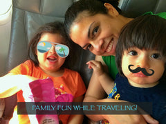 Kids Candor Blog: Traveling with small children. It's possible and it can even be fun.