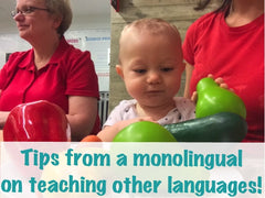 Kids' Candor Blog: What can a monolingual like me do to encourage the development of another language?