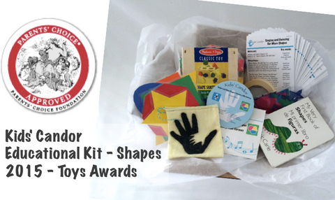 Kids' Candor Kit Is Approved by Parent's Choice Awards