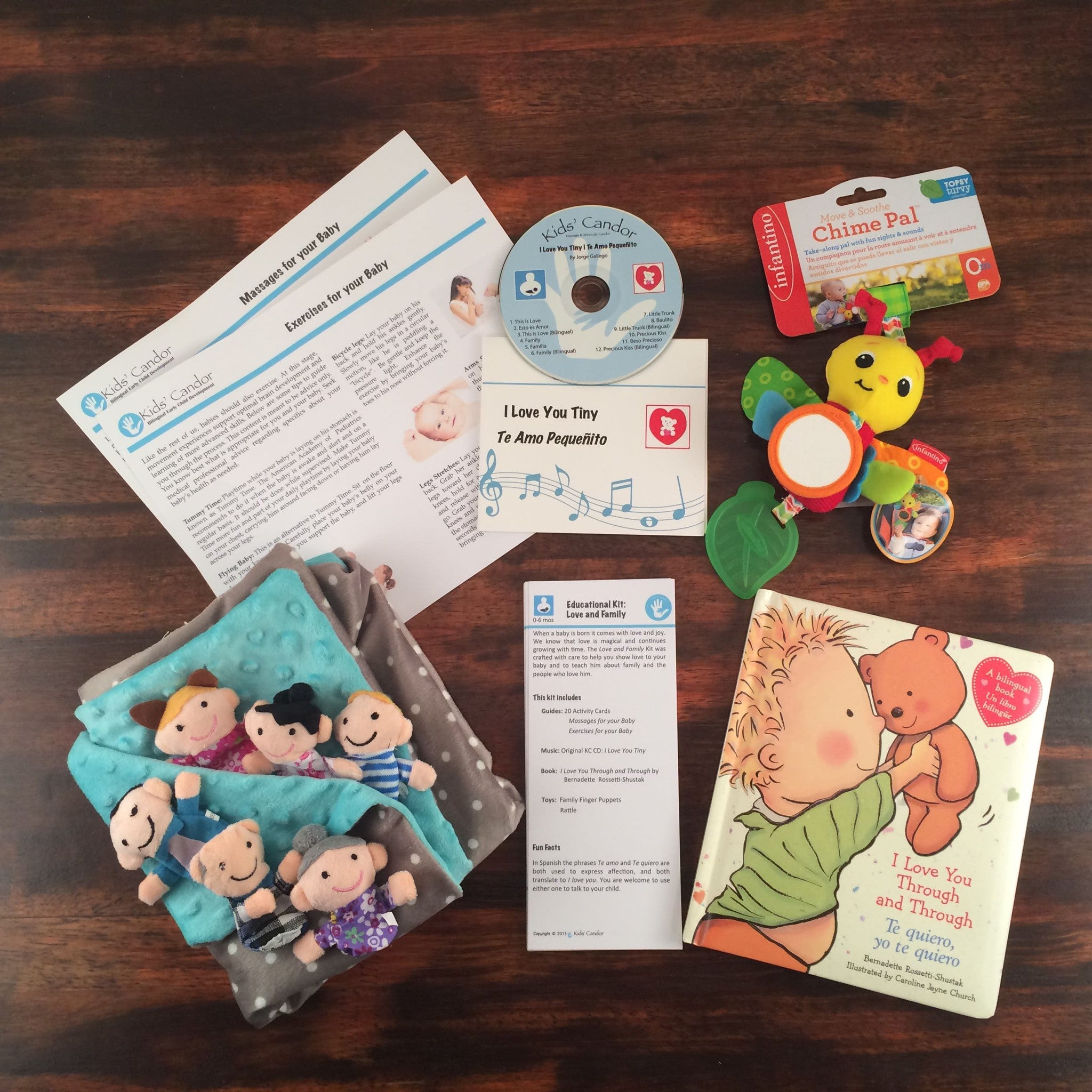 Educational Subscription Box Ages 0 6 Months