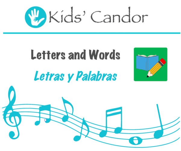 Children music to learn spanish letters and words cd bilingual educational music to learn letters in spanish spiritdancerdesigns Gallery