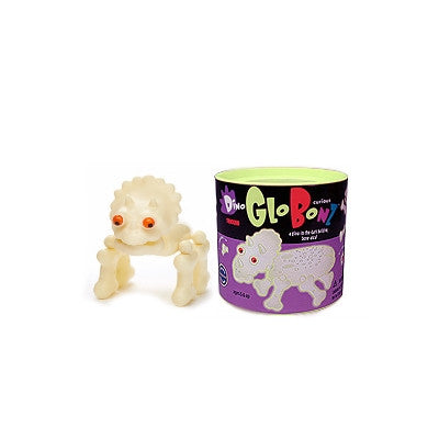 Curious Toys Zolo Dino Glo Bonz Play Set