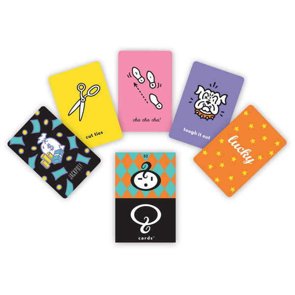 zolo q cards fortune telling card set