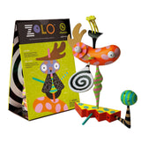 zolo creativity set: chance artistic building toy