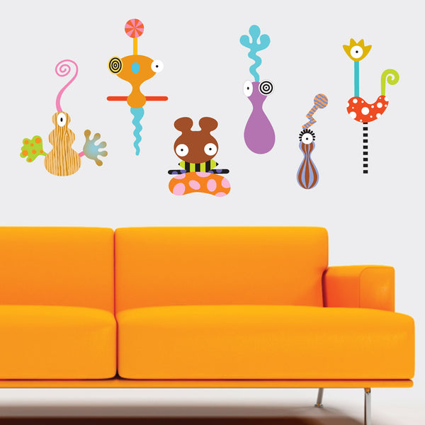 zolo deco creative decorative wall stickers