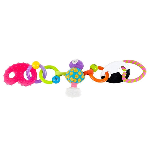 zolo kushies linki uni baby toy, crib toy, teether