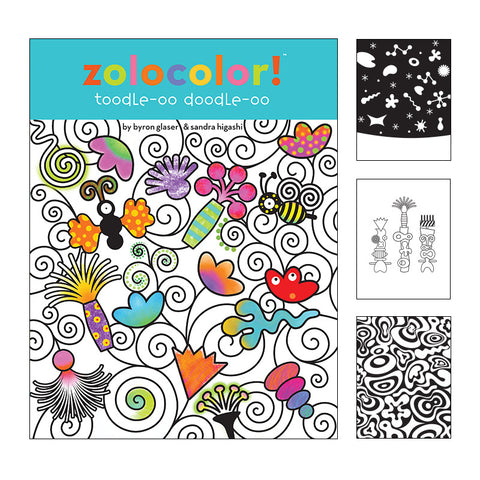 zolo coloring book