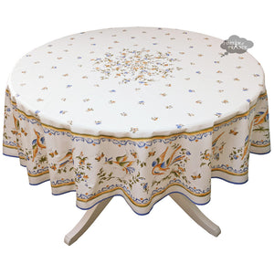 Moustiers tablecloth