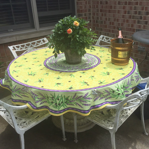 Matisse Round tablecloth