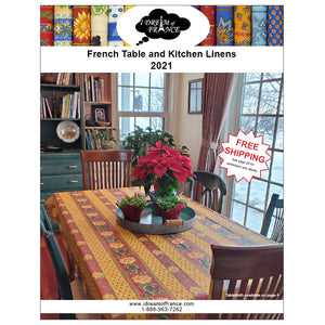 Table and Kitchen Linens 2021 Catalog