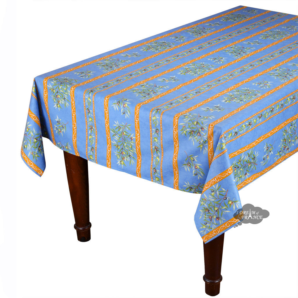 Acrylic Coated French Provencal Tablecloths - I Dream of France