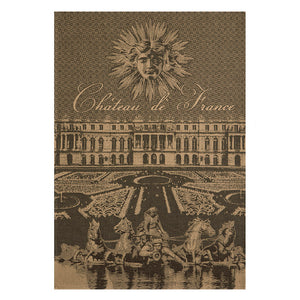 Coucke Chateau de France French Jacquard Dish Towel