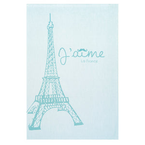 Coucke Tour Eiffel (Eiffel Tower) French Dish Towel