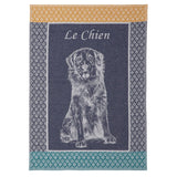 Le Chien French Tea Towel by Coucke