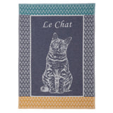 Le Chat French Tea Towel by Coucke