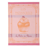 Rum Baba French Tea Towel by Coucke