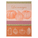Courges Tea Towel by Coucke