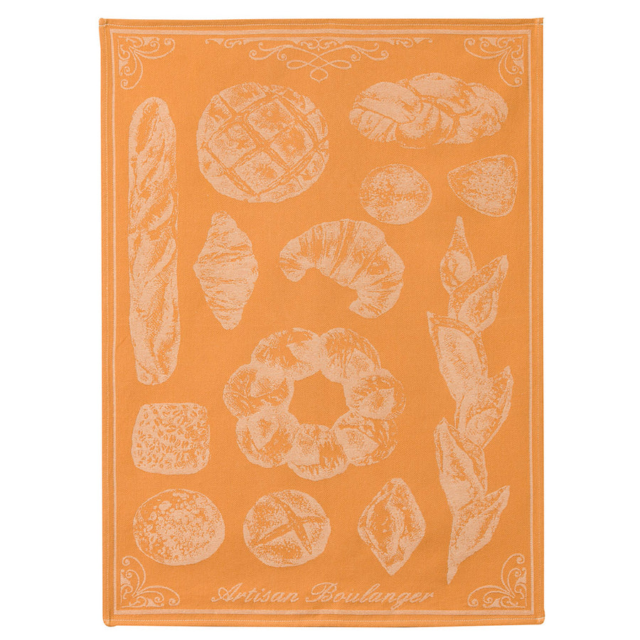 Coucke Le Bon Pain (The Good Bread) French Jacquard Dish Towel