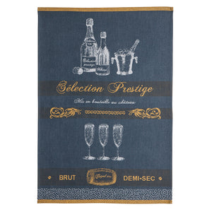 Coucke Selection Prestige French Jacquard Dish Towel