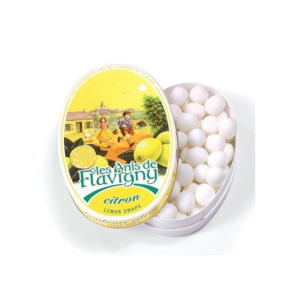 Les Anis de Flavigny French Lemon Drops