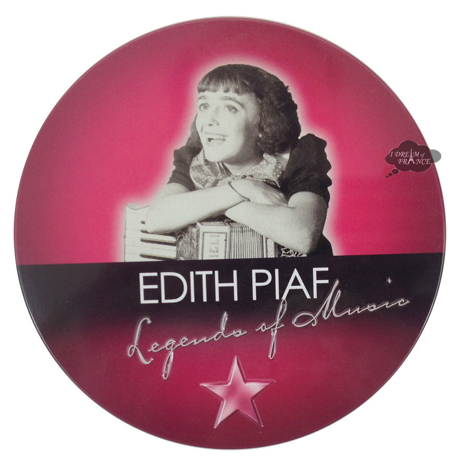 Edith Piaf - Legends of Music - Music CD