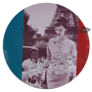 La Vie en Rose French Music CD
