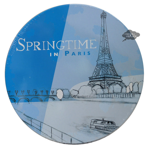 Springtime in Paris Music CD