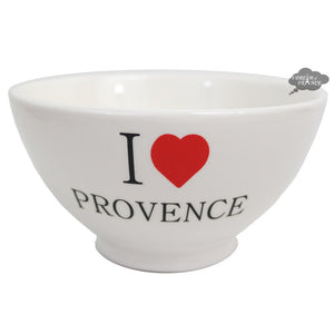 I Heart Provence Ceramic Bowl
