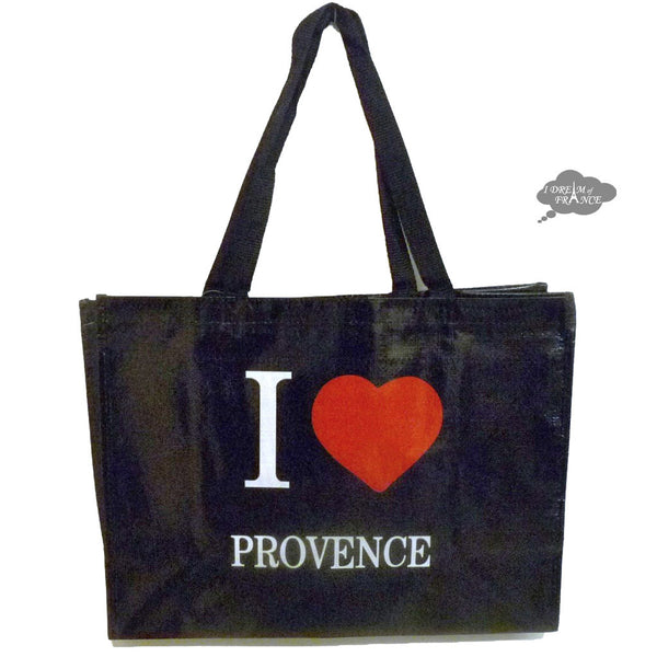 I Heart Provence Shopping Tote Bag