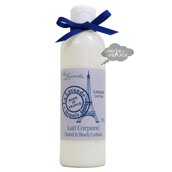 La Lavande French Lavender Body Lotion