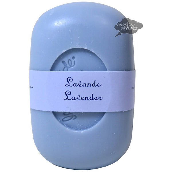 La Lavande French Curved Soap - Carnation