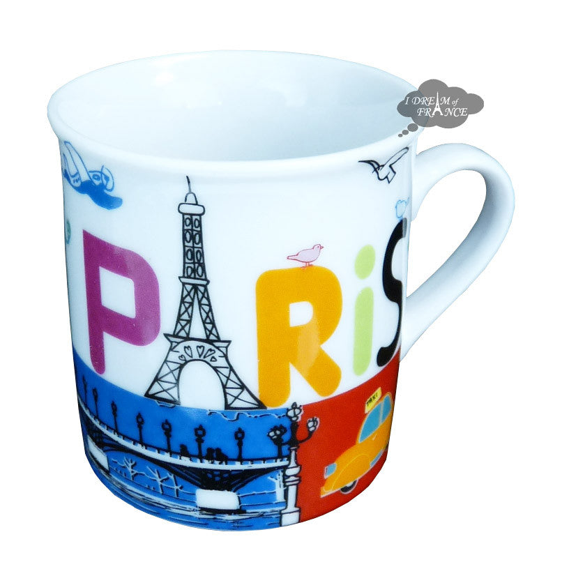 Paris Ceramic Espresso Cup