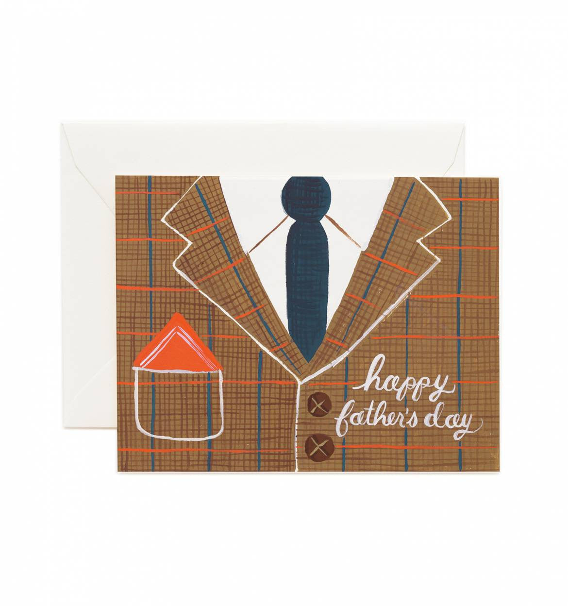 Tweed Happy Father's Day Card