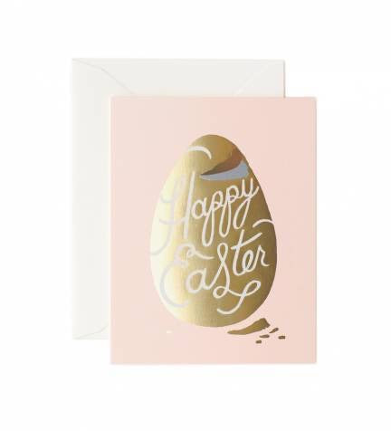 Candy Easter Egg Card