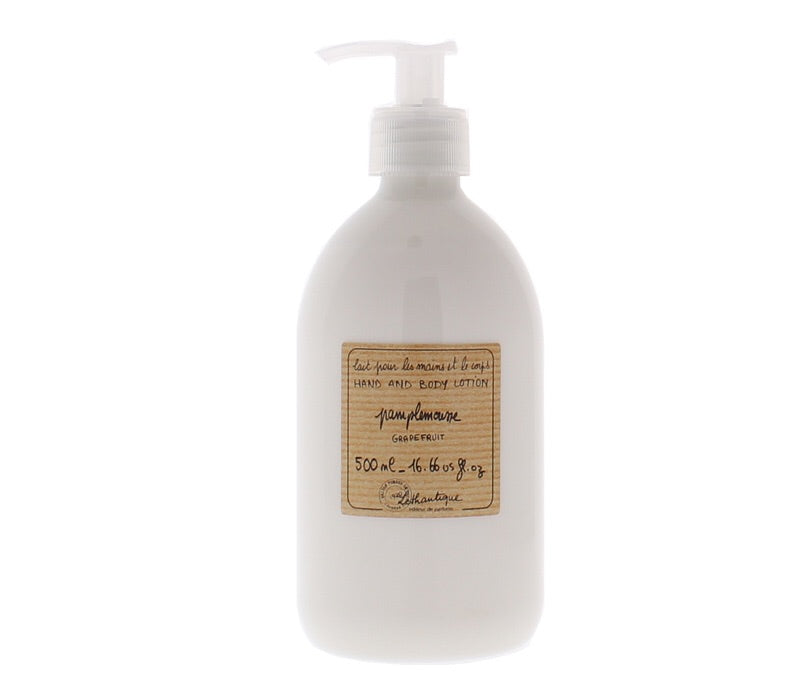 Hand + Body Lotion