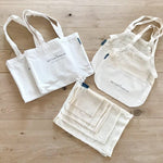 Natural Cotton Shopping Set