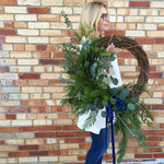 Fresh Greens Wreath Workshop