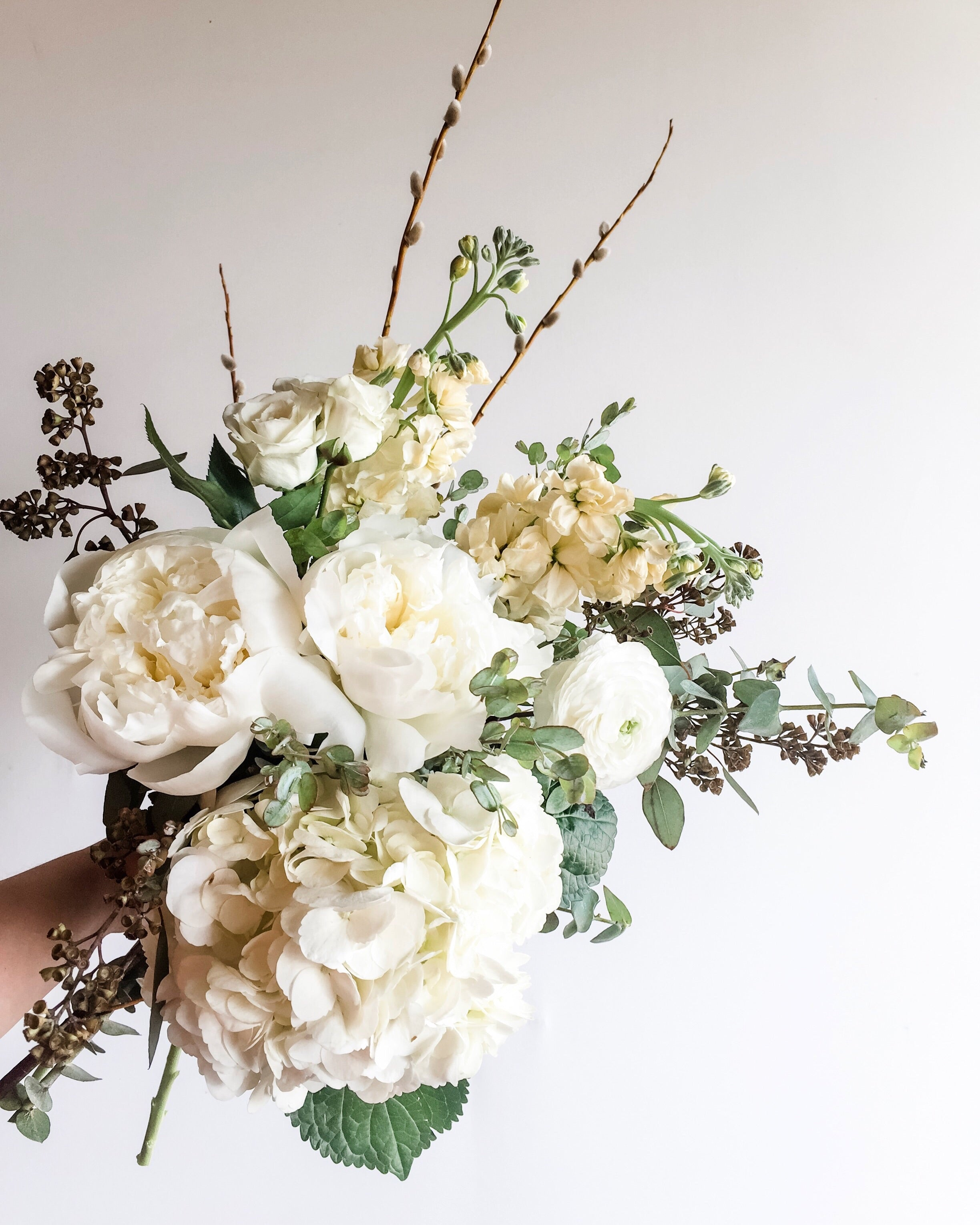 Fresh Hand Tied Floral Bouquet