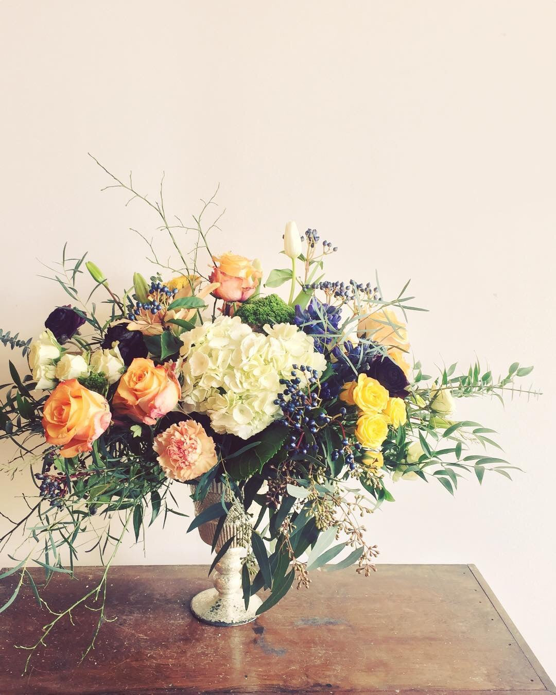 Fresh Floral Arrangement