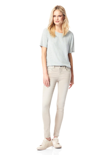 ECRU mid-rise straight leg jean in latte, found at Patricia in Southern Pines, NC