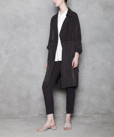 Szeki Signature Trench Duster